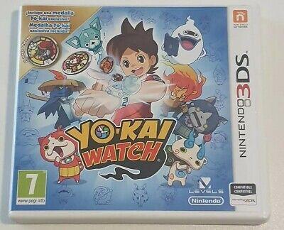 Yo-Kai Watch (Nintendo 3DS) segunda mano  Santa Coloma de Gramanet