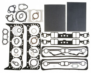 VICTOR Mahle Head Gasket Set for Mercruiser Marine Chevy 305 5.0 center bolt VC