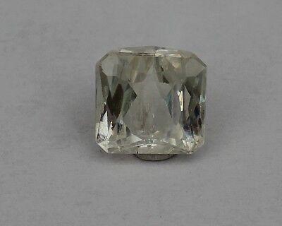 Kunzite  Faceted Gemstone    9.5 cts