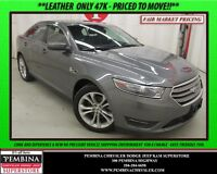 2013 Ford Taurus SEL*LEATHER- ONLY 47K*