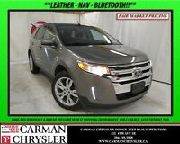 2013 Ford Edge Limited *LEATHER, REMOTE START, DUAL SUNROOF*