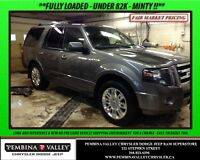2012 Ford Expedition Limited *FULLY LOADED*