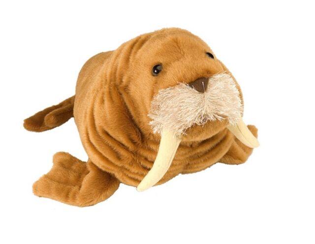 Walrus 30 cm Plush Stuffed Animal Wild Republic walrus