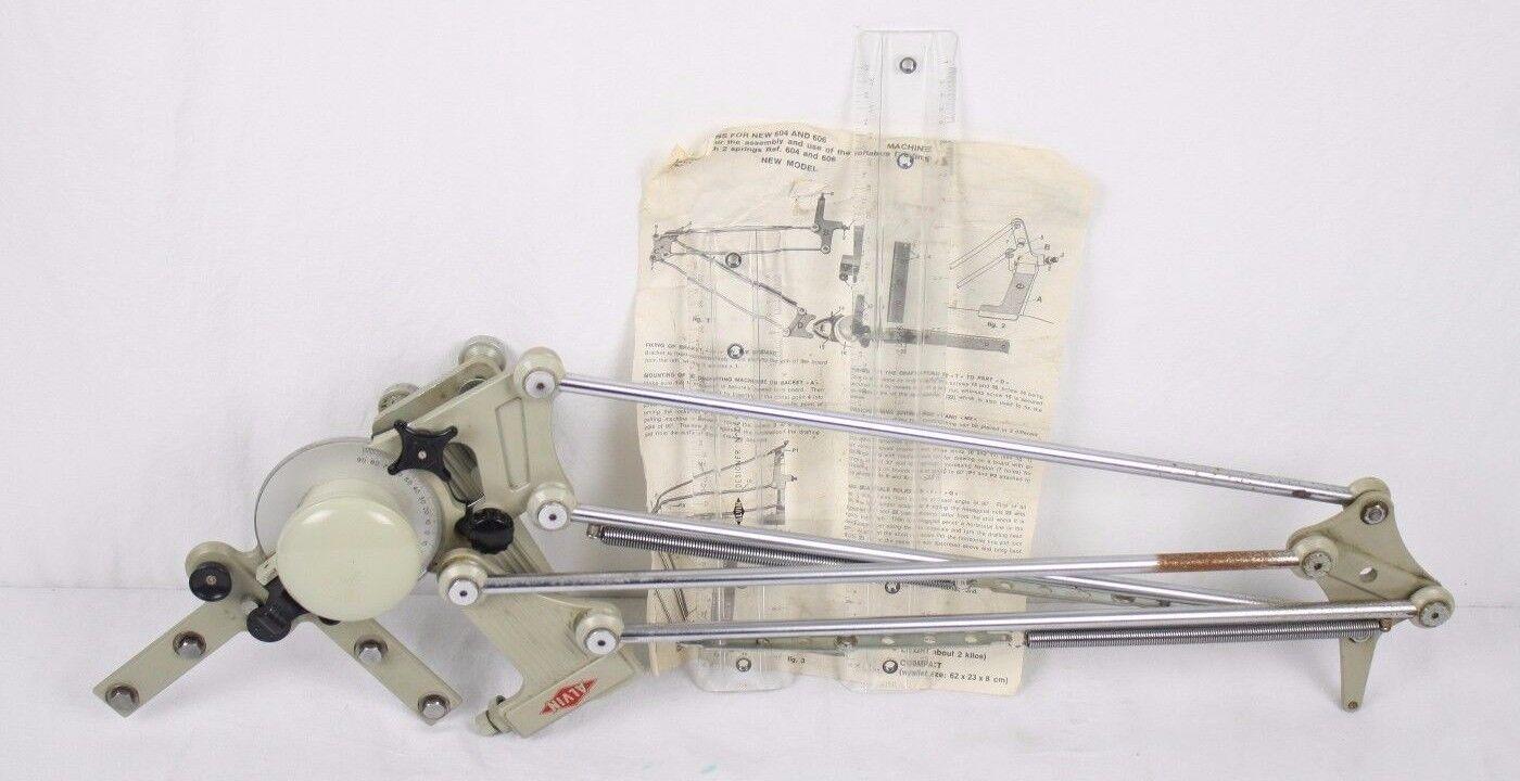 portable drafting machine