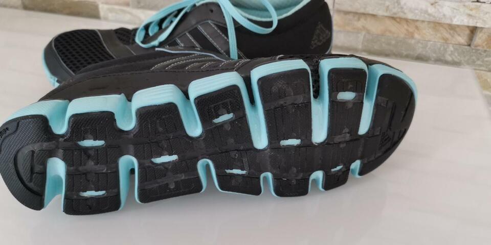 Adidas Schuhe CC Chill Climacool W Q22809 (Black Blue Zest) in Saarland - Sulzbach (Saar)