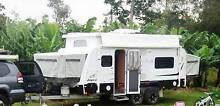 2014 Jayco Expanda Outback 17/56/2 Gladstone Gladstone City Preview