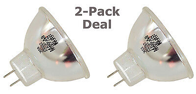 2pcs Efm 50w Bulb For Eumig M25 Deluxe Mark S705 Polylite I Ii Polysteril Lamp