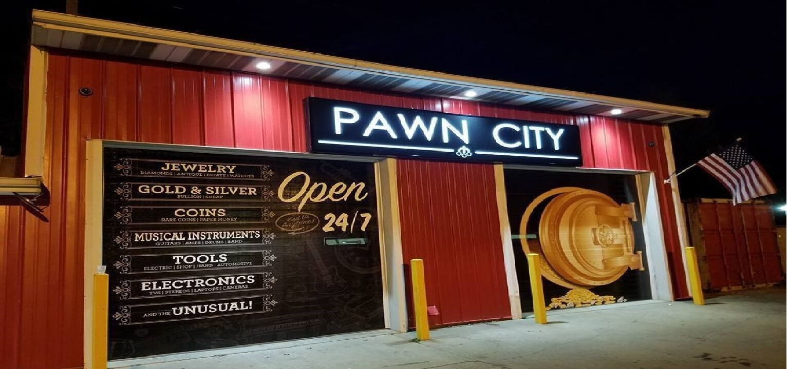 Pawn City Decatur ebay Store