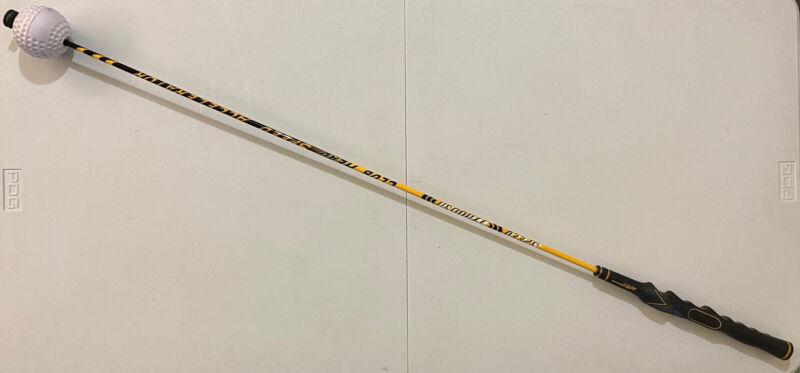 Momentus Golf SPEED WHOOSH Club Head Speed Accelerator Swing Aid Practice Used