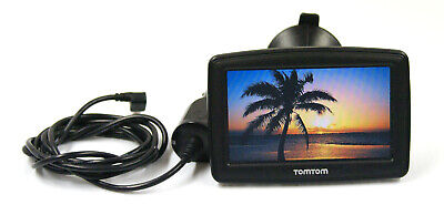 TomTom XL N14644 has car charger and new mount bundle with manual