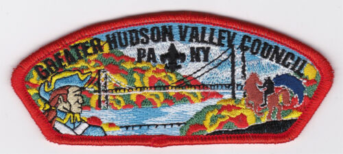 CSP - GREATER HUDSON VALLEY COUNCIL - S-XX (NEW COUNCIL)