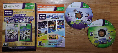 Kinect Sports Ultimate Collection - Xbox 360 - Tested, used for sale  Shipping to Nigeria