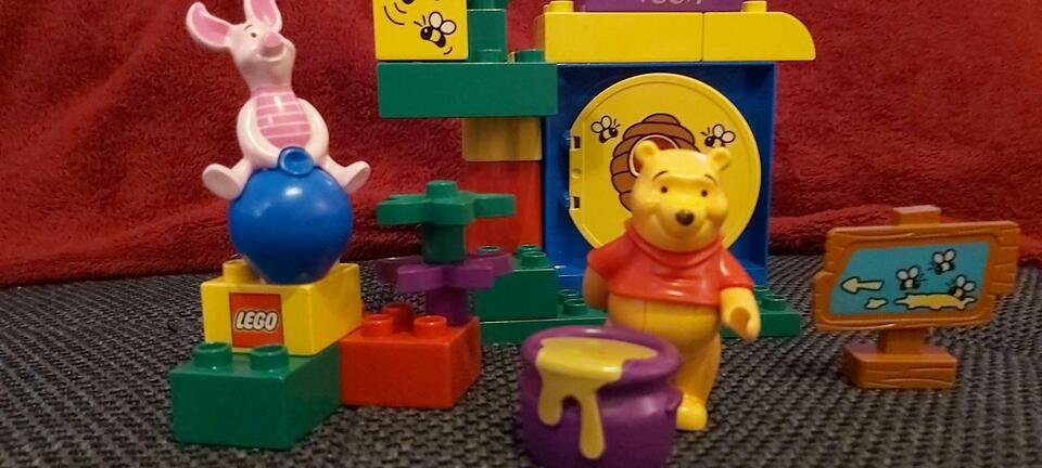 Lego Duplo Winnie Pooh 2984 in Filderstadt