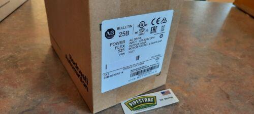 """25B-D010N114  Allen Bradley   5HP 480V  """"Factory Sealed - 2021""""   Kentucky Stock"""