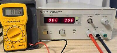 Hp Hewlett Packard Agilent Keysight E3614a Dc Power Supply