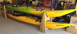 Kayaks Ellenbrook Swan Area Preview