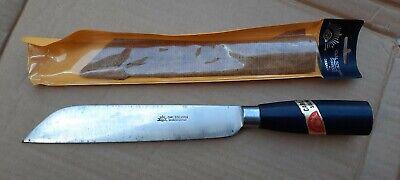 """NOS Rare Vintage Carl Schlieper Eye Brand Germany Utility Knife 9"""" blade"""
