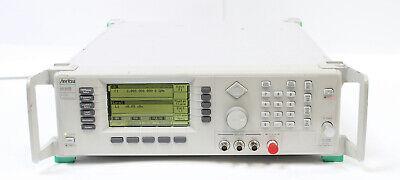 Anritsu 68369b 10 Mhz To 40 Ghz Synthesized Signal Generator W Opts 2b 11