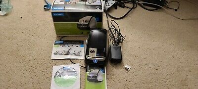Dymo Labelwriter 450 Turbo Label Thermal Printer - Black Complete