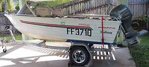 Stacer boat with 04/05 Yamaha 60hp Fourstroke. Mount Sheridan Cairns City Preview