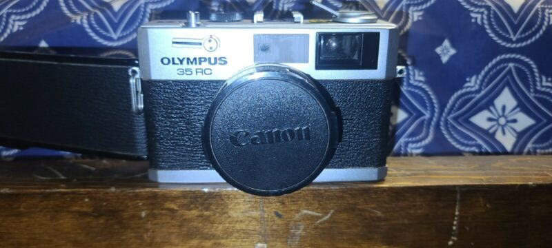 Canon Olympic 35 Rc