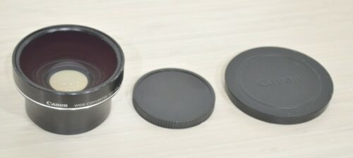 Canon Wide Convertor WD-H58 0.7x