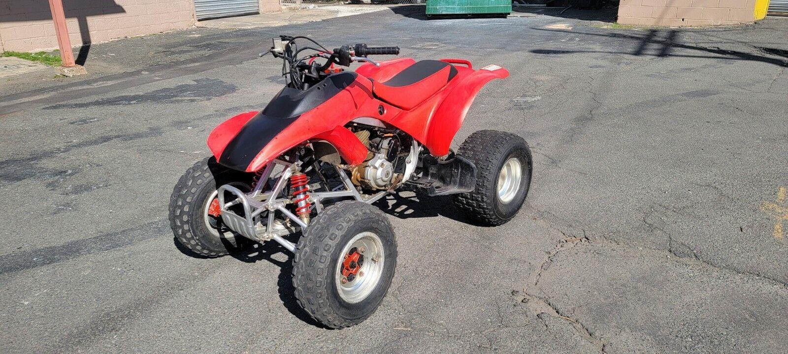 2006 Honda TRX300EX ATV / Quad 300EX TRX
