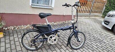 E-BIKE Elektrofahrrad Mountainbike Faltrad 250W 36V E-MTB Fahrrad 20 Zoll 7 S 10