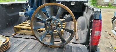 Used Pulleyflywheel Compressor 23.5 4-belt Quincy Kellogg Champion 2024313003