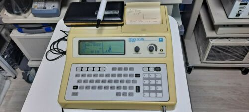 (World Wide-TransPortable) Used Nidek Echo Scan US800 A-Scan