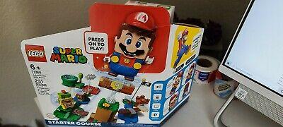 LEGO Super Mario Adventures Mario Starter Course 71360 *READ DESCRIPTION*