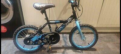Boys bike Pedal Pals Street Ride 16 inch wheel. Age 5-7.