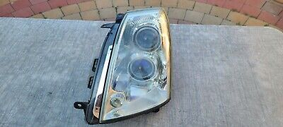 2005-2011 Cadillac STS Left Driver Side Halogen Headlight OEM