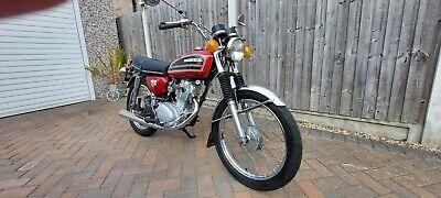 Honda cb125s 1975 no reserve