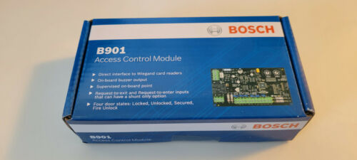 Bosch B901 Door Controller Access Control Expansion Module