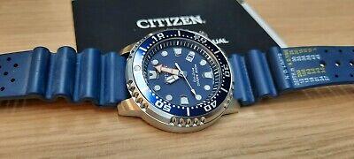 Citizen Promaster Eco-Drive BN015010E Marine Divers Wrist Watch for Men