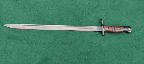 WINCHESTER  1917 P17 ENFIELD TRENCH GUN  BAYONET CIVILIAN NO DATE