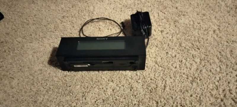 Sony ICF-C707 Dream Machine Nature Sounds Alarm Clock