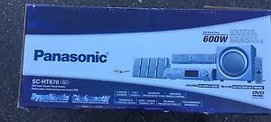 Home Theater - Panasonic 5 disc DVD system
