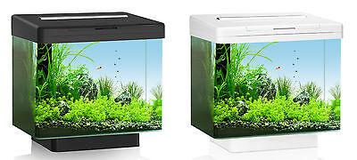 Juwel VIO 40 LED Aquarium, Nano Cube Becken, Garnelen, Komplettset inkl. Zubehör