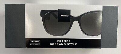 Bose Frames Bluetooth Audio Sunglasses - Soprano Style, One Size