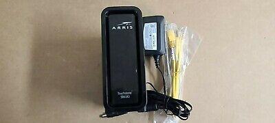 ARRIS SURFboard SB6183 Cable Modem 16x4 Channels DOCSIS 3.0 - Black
