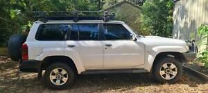 2007 Nissan Patrol St (4x4) 5 Sp Manual 4d Wagon