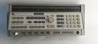 Hp 8341b Synthesized Sweeper Front Panel Make Offers
