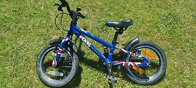 Frog 40 Kids Bike Union Jack Blue