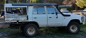 1987 Toyota LandCruiser Wagon Collie Collie Area Preview