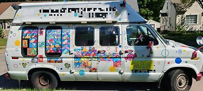 Used Ford E150 Ice Cream Truck Ice Cream Store On Wheels For Sale In Ohio