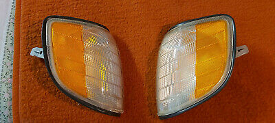 Mercedes Benz Blinker US Blinker W140 S-Klasse USA weiss orange