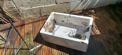 Vintage belfast butler sink