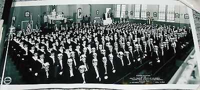 1964 Photo Exemplification of the 4th Degree Knights of Columbus Easton PA